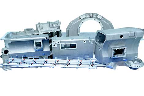 Vacuum Pump Castings